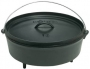 Lodge Logic 10 qt Deep Camp Dutch Oven