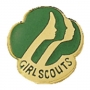 Girl Scout Pin: Contemporary