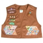 Brownie Vest