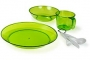 Lexan 1 Person Table Set - Green