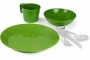 1 Person Table Set - Green